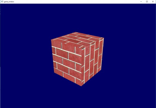 Stock brick texture