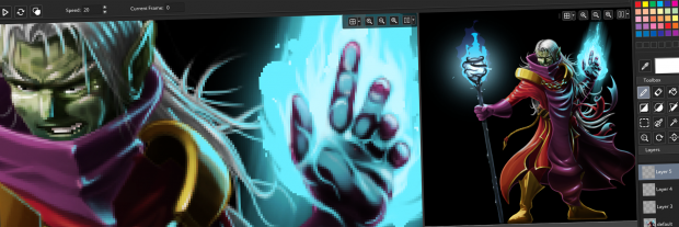 Banner image editor 3