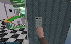 Elevator Panel (Improved Inverse Kinematic)
