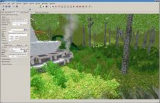 Vegetation System GUI