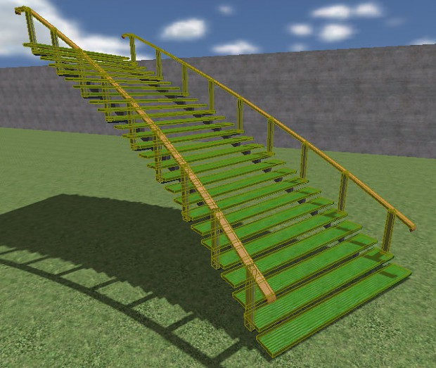 Stairs Tight Rig