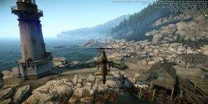 Cryengine3 Sample Mod Works