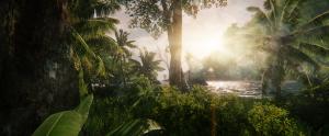 CryEngine3 island