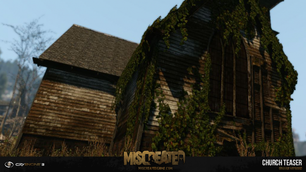 Church for Miscreated