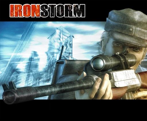 ironstorm banner 9