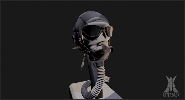 Flight Helmet 2