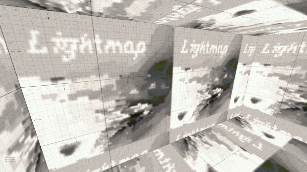 Lightmapping prototype