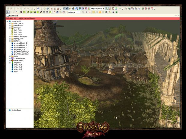 Dragon Age: Origins Toolset