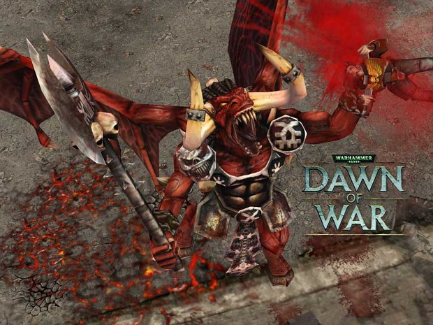 This is Dawn of War!
