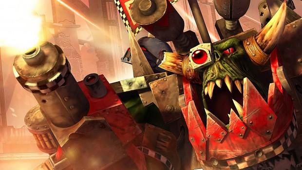 Orkz is made fer' two fings! Fightin', and winnin'