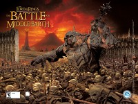 Wallpaper - The Battle for Middle-earth