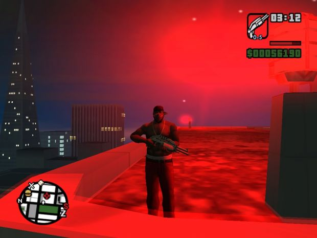 GTA San ANdreas by azultain