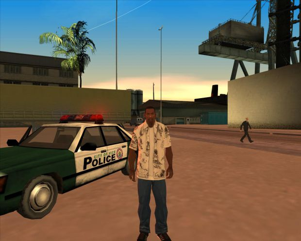 Grand Theft Auto The Trilogy (Apple 2010)