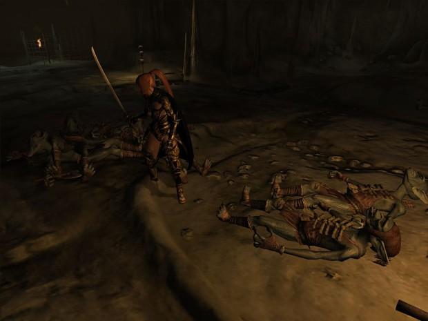 Killing Goblins