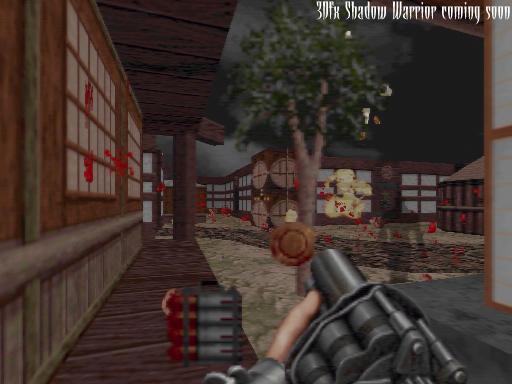 3Dfx version - screenshot