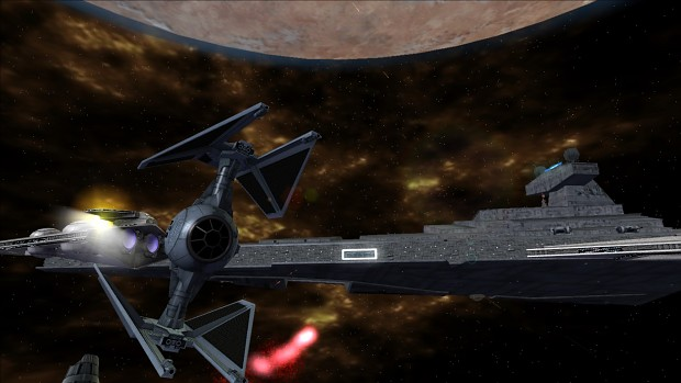 Space Tatooine (Battlefront Ultimate Commander)