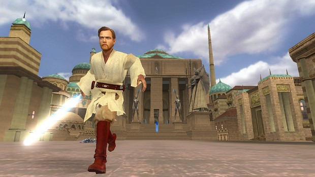 Obi Wan Kenobi (Theed)