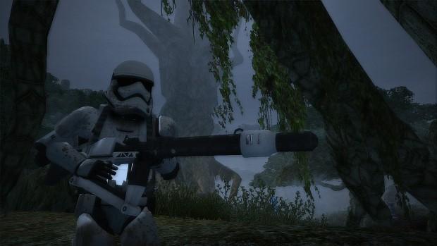 Heavy FO Trooper (Remastred Dagobah)