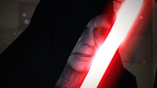 NOW YOU WILL EXPERINCE THE FULL POWER OF THE DARK SIDE!
