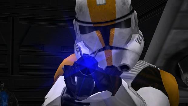 Clone Trooper (Jedi Purge Venator Class Star Destoyer)