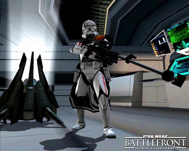 Battlefront Ultimate Commander - Clone Rebellion on Kamino