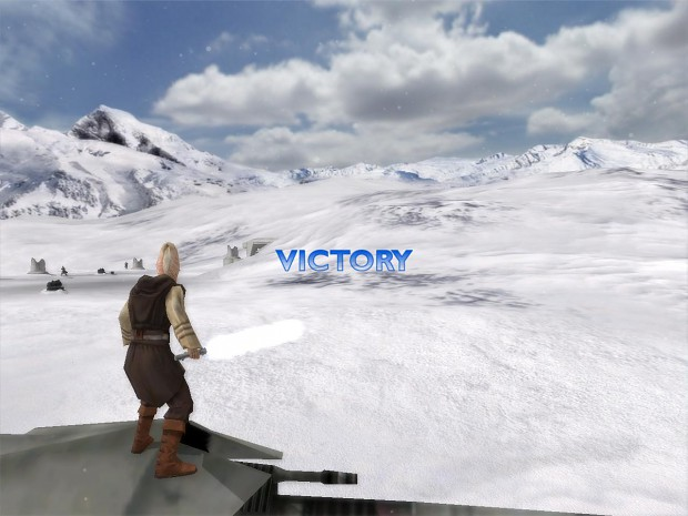 Republic Victory On Hoth