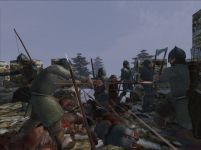 Mount & Blade v0.903 Castle attack