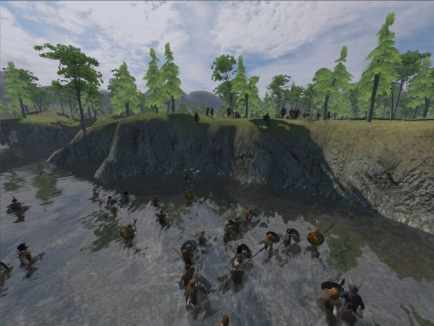 Mount & Blade screenshot