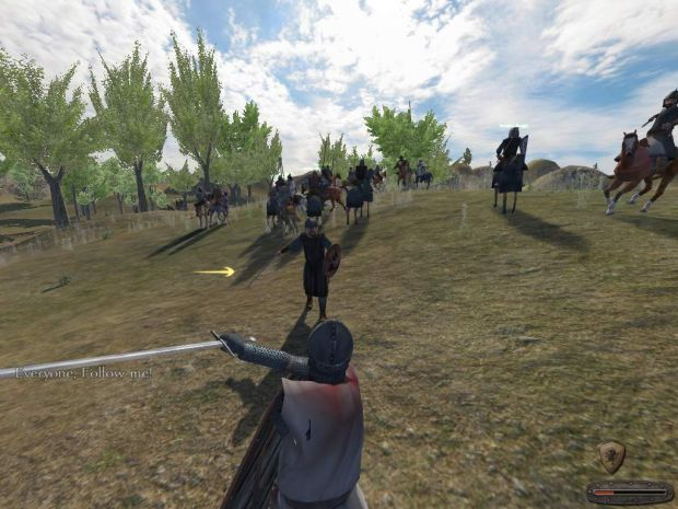 Mount and blade ingame screenshots