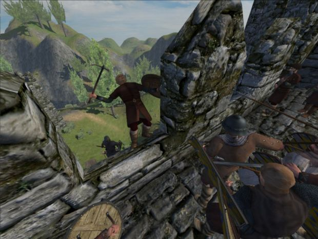 Mount & Blade v0.950 screenshot Grunwalder Castle