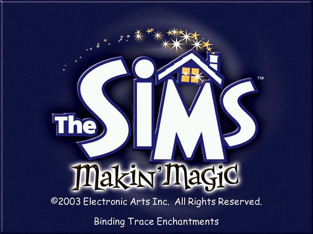 The Sims Makin Magic