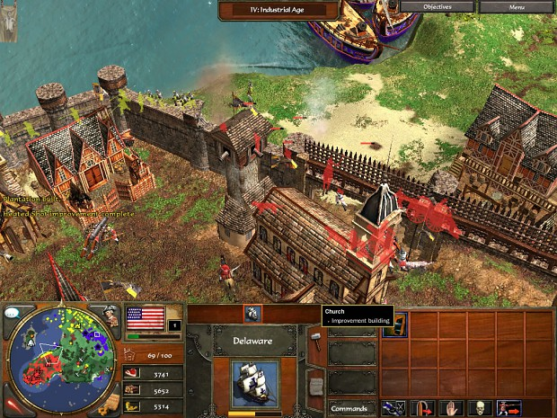 Age of Empires III - Age of Empires