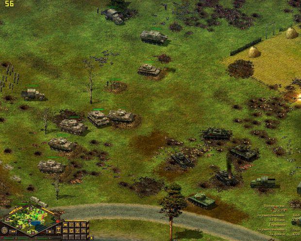 Mulriplayer Blitzkrieg from Blitzkrieg Team Russia