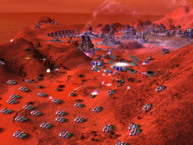 RTS Base Competition