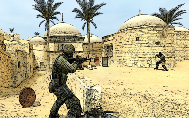 counter strike source wallpaper. Images - Counter-Strike: