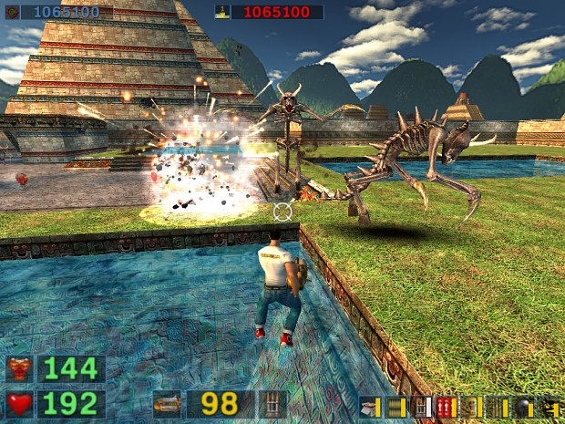 Serious Sam: The Second Encounter Screenshots