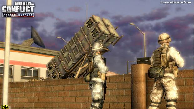 WIC: Modern Warfare Mod 2 Screenshots