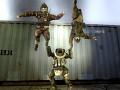 Russian Acrobats.