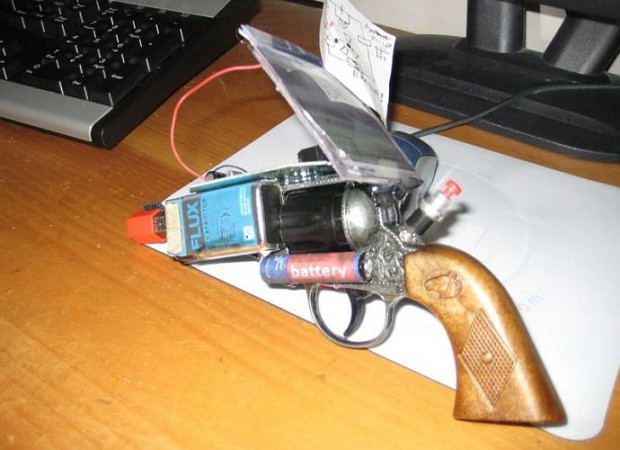 Tool Gun in Real Life