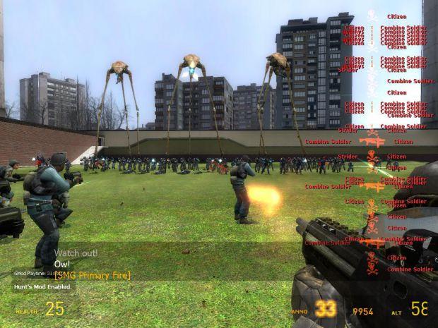 gmod battles issue #2 image - Garry's Mod - Mod DB