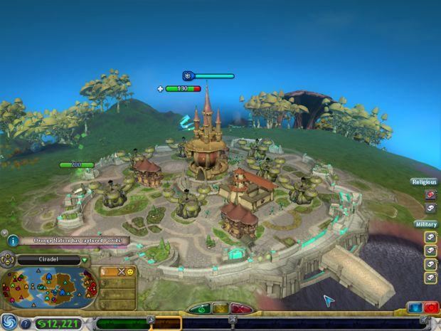 Civilization stage