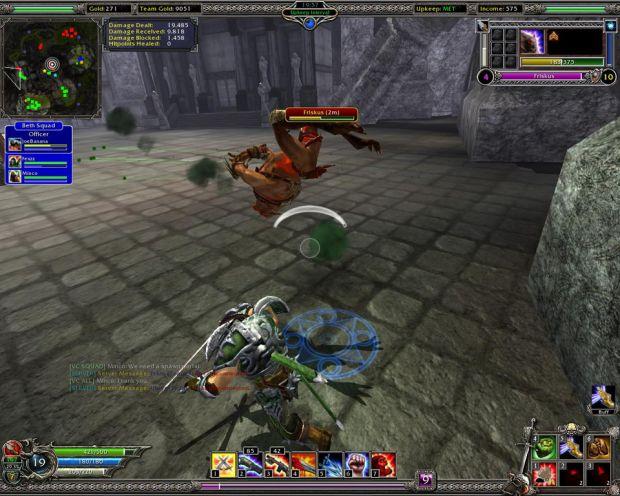 Epic Shapeshifter Jump Attack