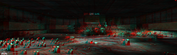 Stereoscopic Doom