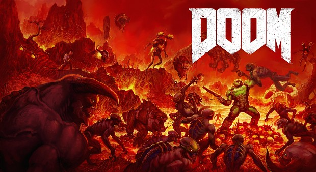 How the new DooM cover should look like.