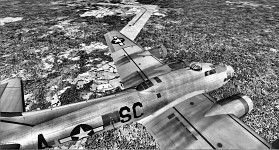 A2A B-17G  Flying Fortress