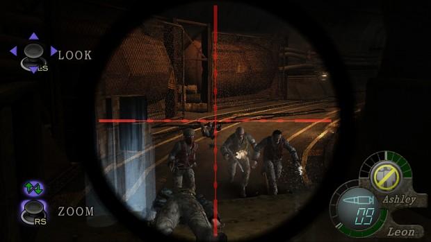 Resident Evil 4 HD screenshot