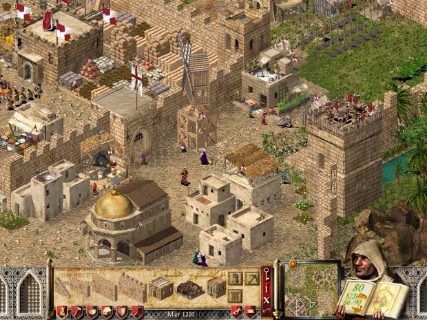 how to add maps in stronghold crusader