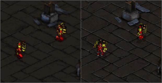 Remastering StarCraft's Art