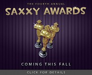 Fourth Annual Saxxy Awards