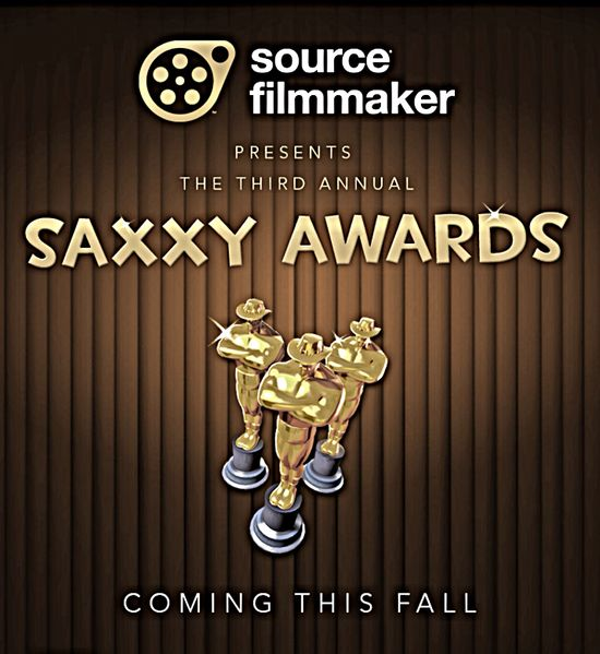 Third Annual Saxxy Awards
